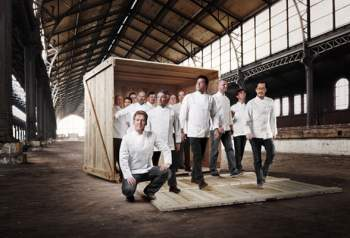 Culinaria goes « into the raw »